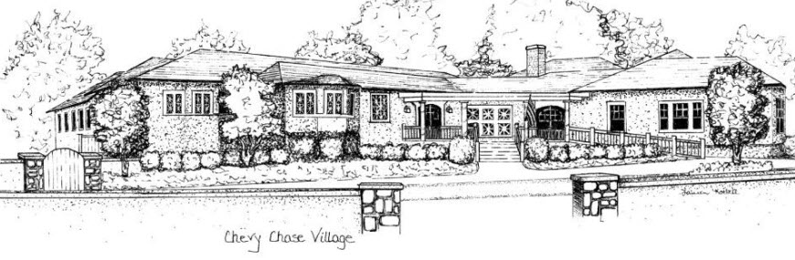 village of chevy chase Maryland